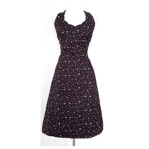 ROBBIE BEE NWT Polka Dot Pin Up Dress 14